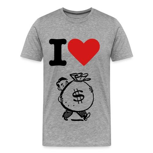 I Love Em Tee - Men's Premium T-Shirt