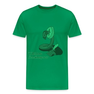William Snakespeare - Men's Premium T-Shirt