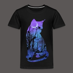 CATSMOON - Toddler Premium T-Shirt