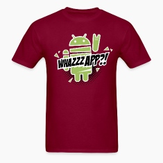 Cool & funny Fashionable Paranoid Android rocks T-Shirts