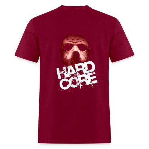 Hardcore Tshirt - Men's T-Shirt