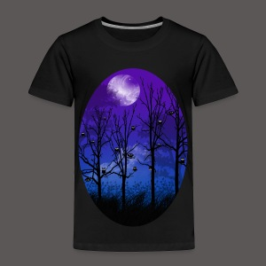 OWLMOON - Toddler Premium T-Shirt