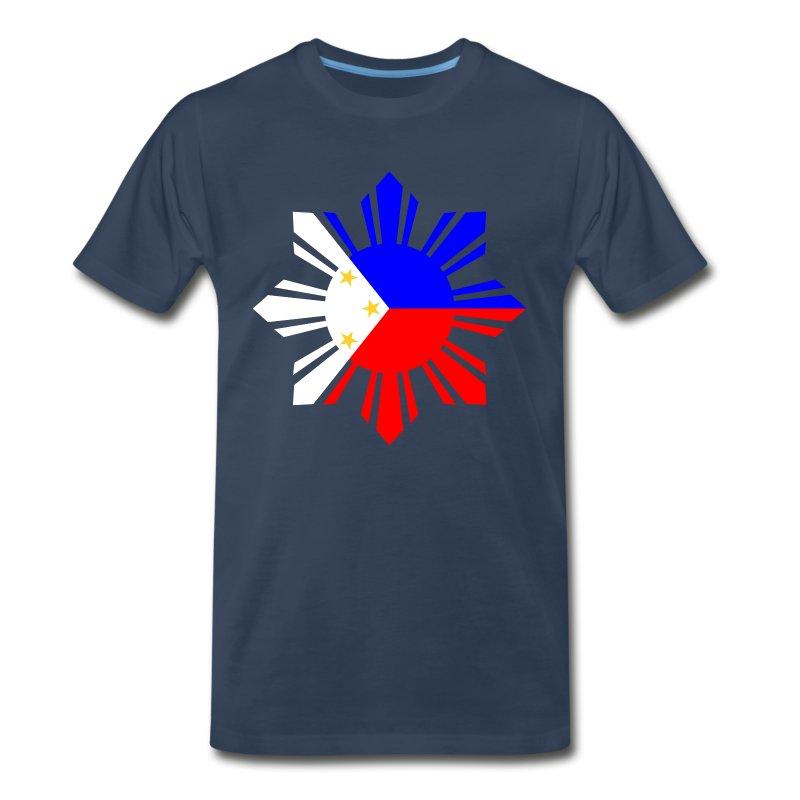 Philippines Flag T Shirt Spreadshirt
