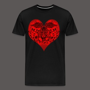INDIANHEART - Men's Premium T-Shirt