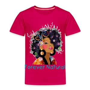SN&LI! Future Natural Tee - Toddler Premium T-Shirt