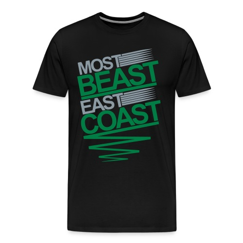 EAST BEAST - Men's Premium T-Shirt