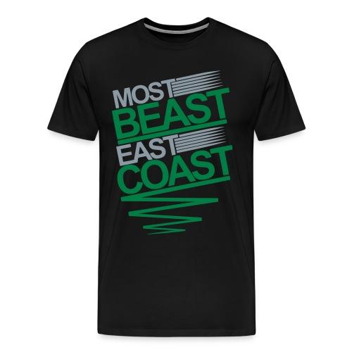 EAST BEAST - Men's Premium T-Shirt