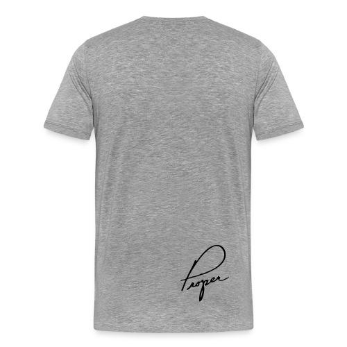 Big P Proper - Men's Premium T-Shirt