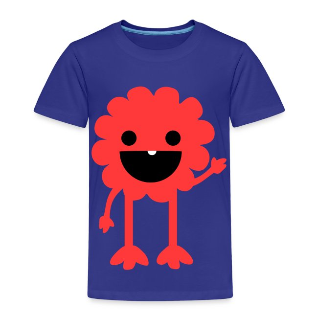 Hairy The Lil' Monster Tee