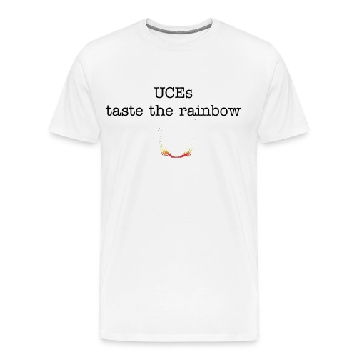 UCEs_rainbow - Men's Premium T-Shirt