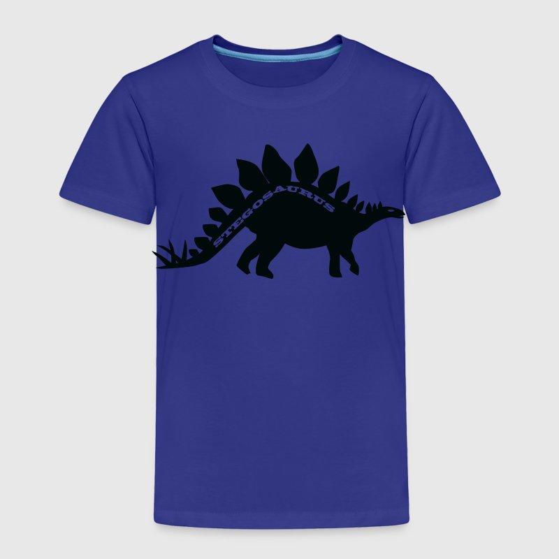 I A Stegosaurus Shirt Dinosaur T-Shirt | Spr...