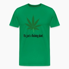 Just A Plant Heavyweight T-Shirt