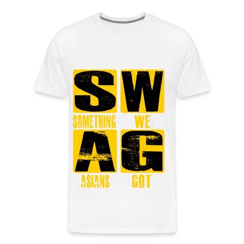 Asian Swagg - Men's Premium T-Shirt
