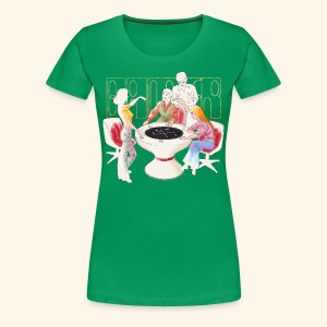 Gamertable (free shirtcolor selection) - Women's Premium T-Shirt