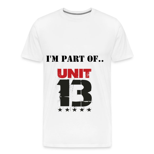 I'm part of Unit 13