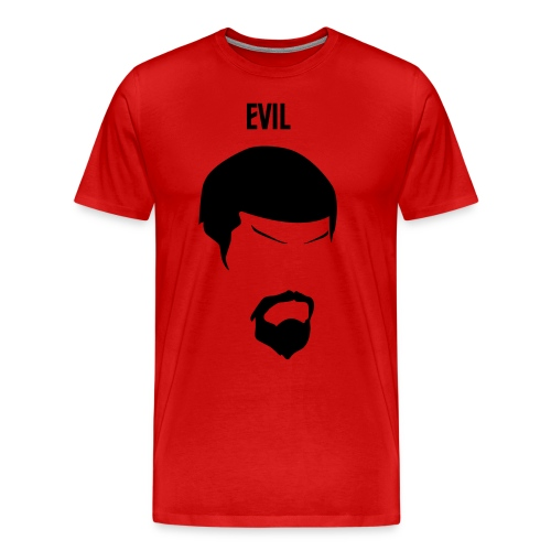 Mirror Evil - Men's Premium T-Shirt