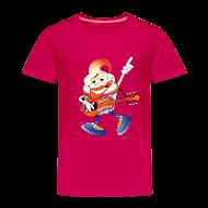 Baby & Toddler Shirts ~ Toddler Premium T-Shirt ~ Rockin' Red Velvet Cupcake Toddler Tee