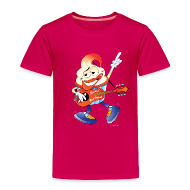 Baby & Toddler Shirts ~ Toddler Premium T-Shirt ~ Rockin' Red Velvet Cupcake Toddler Tee