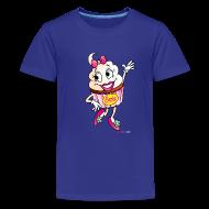 Kids' Shirts ~ Kids' Premium T-Shirt ~ Cupcake Carly Kids Tee