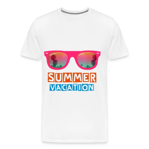 summer 001 - Men's Premium T-Shirt