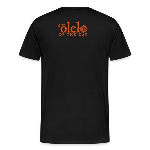 Lanai a Kaululaau - Men's Premium T-Shirt