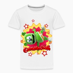 Gummibär Starburst Baby & Toddler Shirts