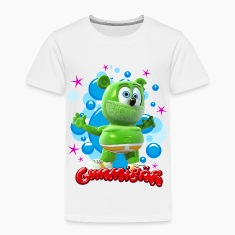 Gummibär Bubbles Baby & Toddler Shirts