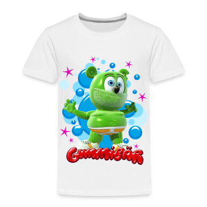 Gummibär (The Gummy Bear) Bubbles Toddler T-Shirt - Toddler Premium T-Shirt
