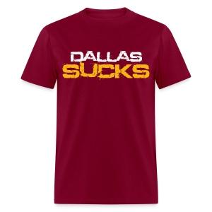 Dallas Sucks  - Men's T-Shirt