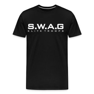 S.W.A.G [Elite Troops] T-Shirt - Men's Premium T-Shirt