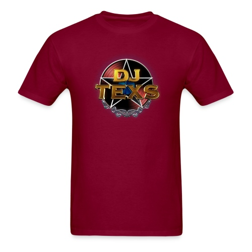 DJ TEXS MAROON - Men's T-Shirt