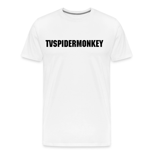 TVSpidermonkey - Men's Premium T-Shirt