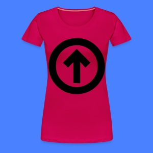 Above The Influence Women's T-Shirts - stayflyclothing.com - Women's Premium T-Shirt