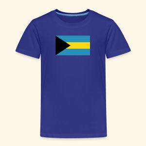 Bahamas kids fashion - Toddler Premium T-Shirt