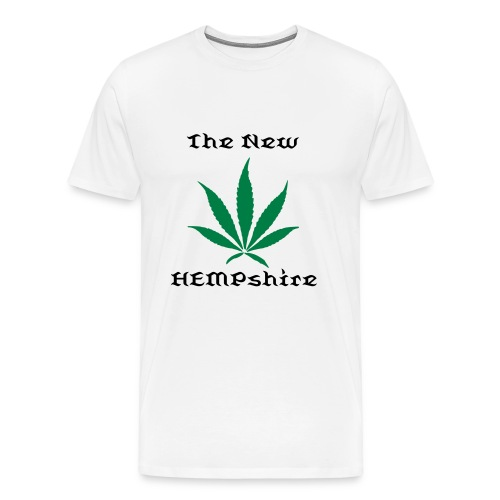 New HEMPshire - Men's Premium T-Shirt