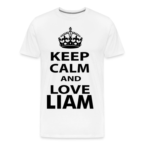 love liam - Men's Premium T-Shirt