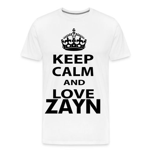 love zayn - Men's Premium T-Shirt