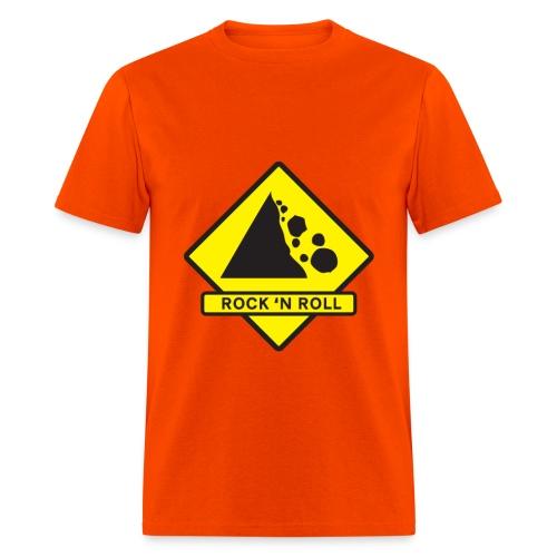 Rock 'n Roll - Men's T-Shirt