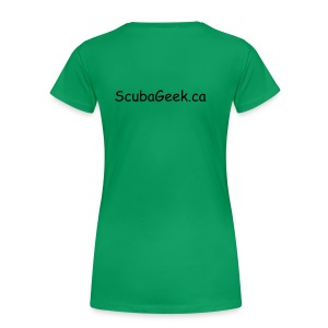 Women's Plus Size - Women's Premium T-Shirt