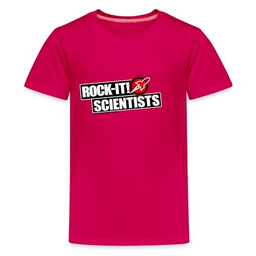 KIDS ROCKIT LOGO T - Kids' Premium T-Shirt