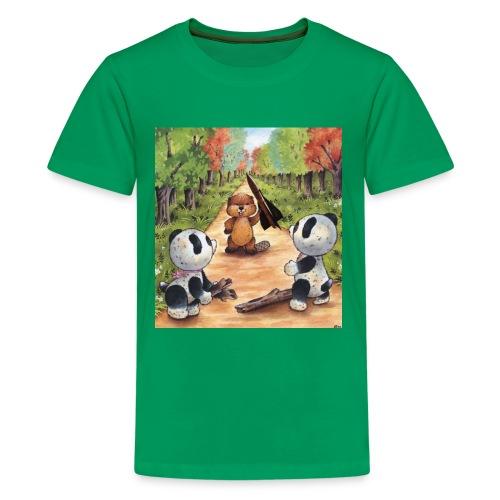 Just The Thing - Kids' Premium T-Shirt
