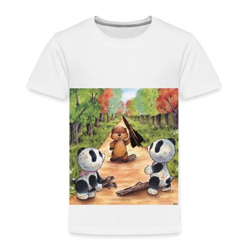 Just The Thing - Toddler Premium T-Shirt