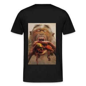 No More Fast Food - Men's Premium T-Shirt
