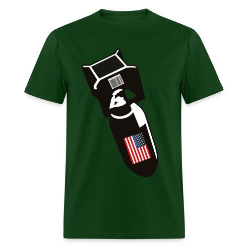 U.S. Bombs - Men's T-Shirt