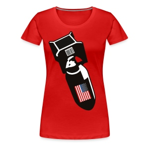 U.S. Bombs - Women's Premium T-Shirt