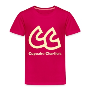 CC Cupcake Charlie's Toddler Tee - Toddler Premium T-Shirt