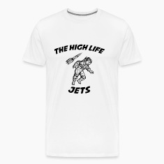 The High Life - Jets T-Shirts