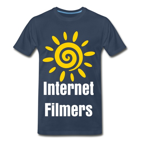 Sun InternetFilmers multicolour - Men's Premium T-Shirt