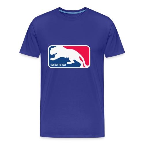 cougar2 - Men's Premium T-Shirt