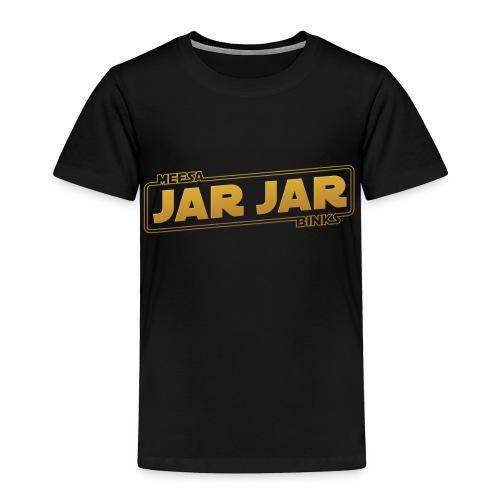 Toddler Jar Jar T-shirt - Toddler Premium T-Shirt